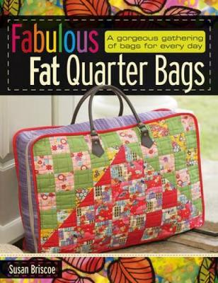 Fabulous Fat Quarter Bags by Susan Briscoe image