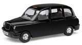 Corgi: Best of British: Taxi - Diecast Model