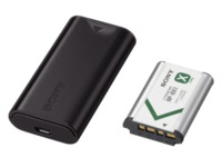 Sony: ACC-TRDCX X Type Battery and Charger
