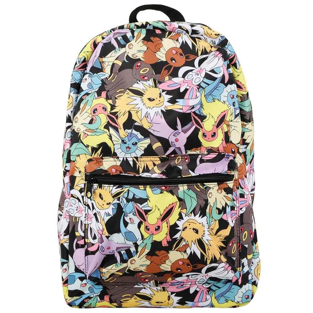 07d4f50b8796 Loungefly Pokemon Eevee Evolution Backpack image ...