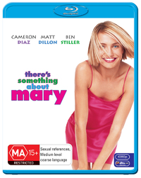 There's Something about Mary on Blu-ray image
