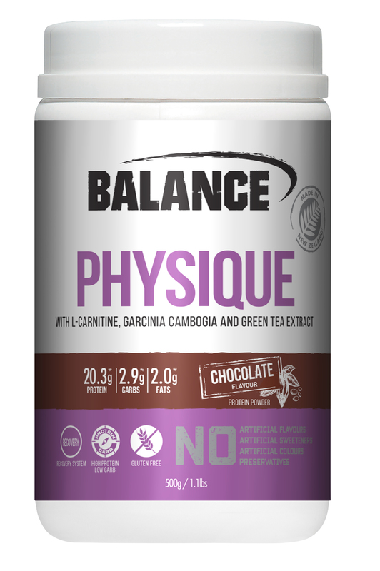 Balance Physique Protein Powder - Chocolate (500g)