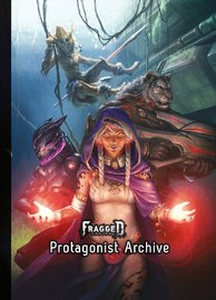 Fragged Empire Protagonist Archive