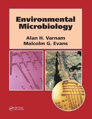 Environmental Microbiology by Alan Varnam image