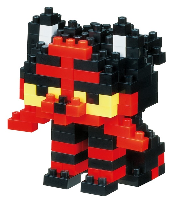nanoblock: Pokemon Series - Litten