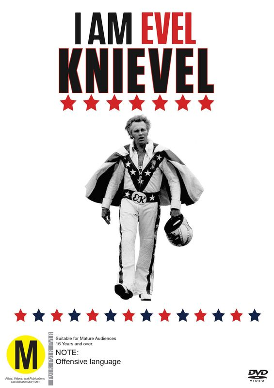 I Am: Evel Knievel on DVD