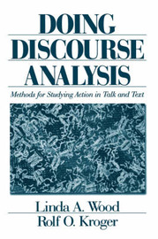 Doing Discourse Analysis by Linda A. Wood image