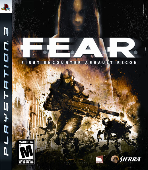 F.E.A.R. for PS3