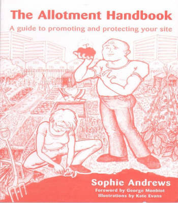 The Allotment Handbook by Sophie Andrews