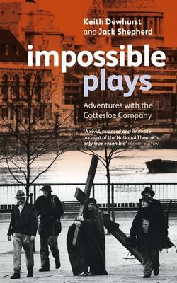 Impossible Plays by Jack Shepherd image