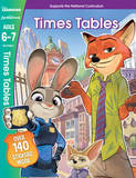 Zootropolis - Times Tables, Ages 6-7