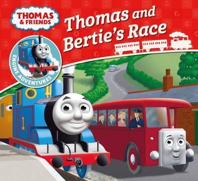 Thomas & Friends: Thomas and Bertie's Race