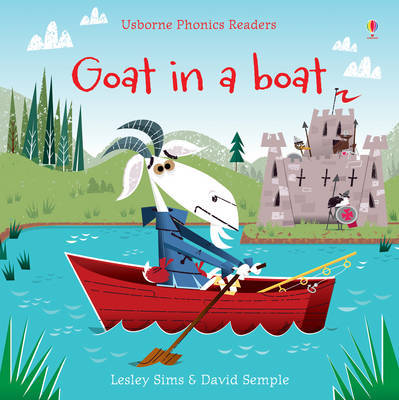 Goat in a Boat by Sam Taplin