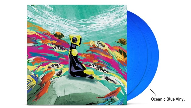 Abzu Soundtrack - (2LP) by Austin Wintory