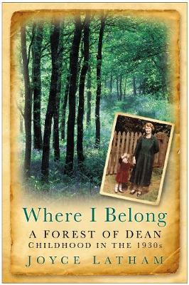 Where I Belong by Joyce Latham image