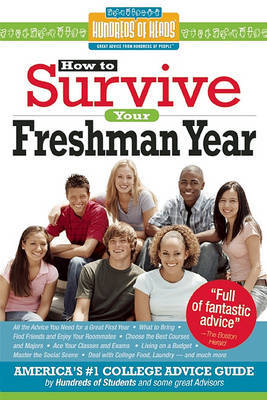 How to Survive Your Freshman Year by Mark W Bernstein image