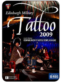 Edinburgh 2009 Military Tattoo on DVD
