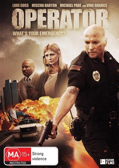 Operator on DVD image