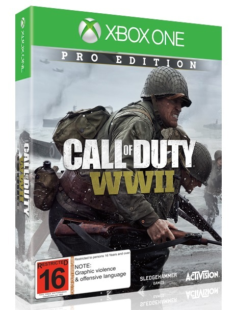 Call of Duty: WWII Pro Edition for Xbox One