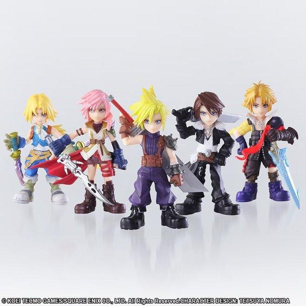 Dissidia Final Fantasy Opera Omnia Trading Arts (Blind Box)