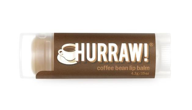 Hurraw! Lip Balm - Coffee Bean