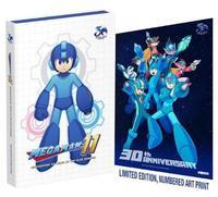 Mega Man 11 by Sebastian Haley