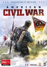 American Civil War Collector's Edition on DVD