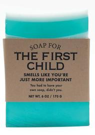 Whiskey River Co: Soap - First Child