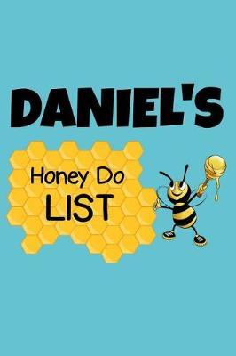 Daniel's Honey Do List by Daniel Name Notebooks