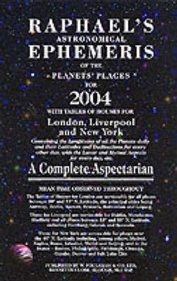 Raphael's Astronomical Ephemeris by Edwin Raphael image