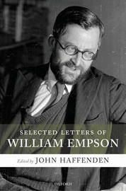 Selected Letters of William Empson image