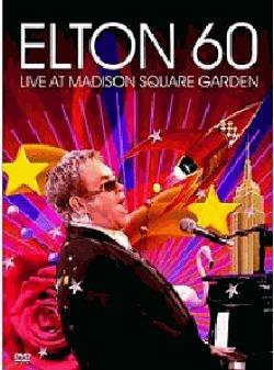 Elton 60: Live at Madison Square Garden - Elton John (2 Disc Set) on DVD