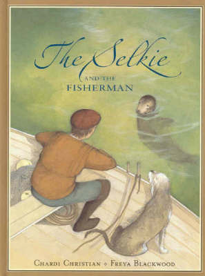 The Selkie and the Fisherman by Chardi Christian