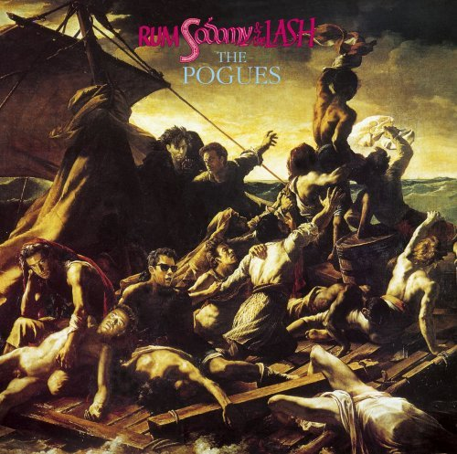 Rum, Sodomy & the Lash (LP) by The Pogues