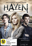 Haven - The Complete Second Season on DVD
