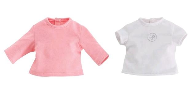 Corolle: Mademoiselle - T-Shirt Set