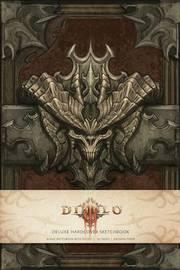 Diablo III Deluxe Hardcover Sketchbook by Blizzard Entertainment