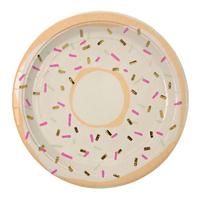 Meri Meri - Doughnut Plates (8 Pack)