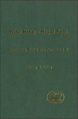 Wise King - Royal Fool by Johnny Miles