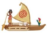 Disney's Moana: Moana Adventure - Small Doll Playset