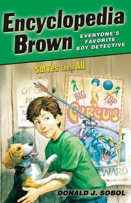 Encyclopedia Brown #05 Solves Them All by Donald J Sobol image