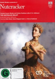 Nutcracker The Story Of Clara Australian Ballet on DVD