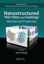 Nanostructured Thin Films and Coatings image