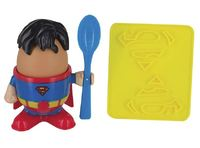 DC Comics: Superman Egg Cup and Toast Cutter