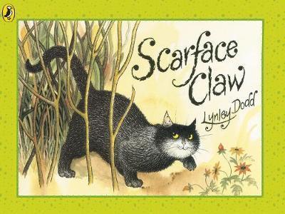 Scarface Claw by Lynley Dodd image