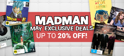 Madman Exclusive May Specials