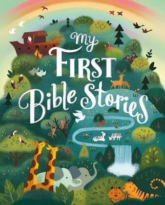 My First Bible Stories by Parragon Books Ltd
