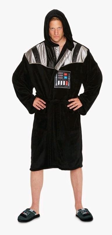 Star Wars: Hooded Bathrobe - Darth Vader image