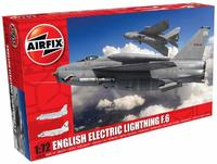 Airfix English Electric Lightning F6 1:72 - Model Kit