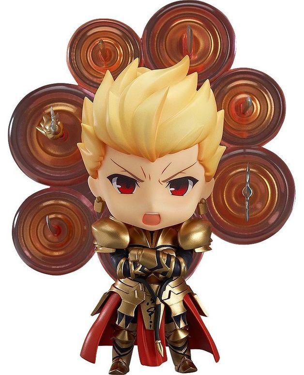 Fate/Stay Night: Gilgamesh - Nendoroid Figure